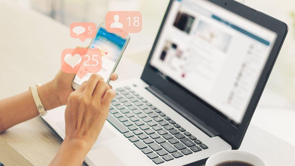 Sucesso nas redes sociais