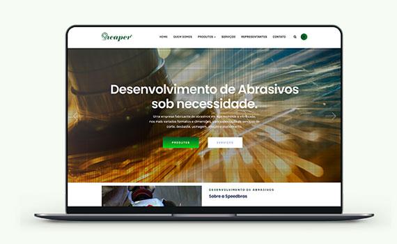 Construção de websites - Agência Webby